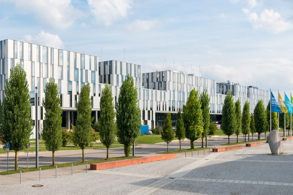 Galileo building Garching